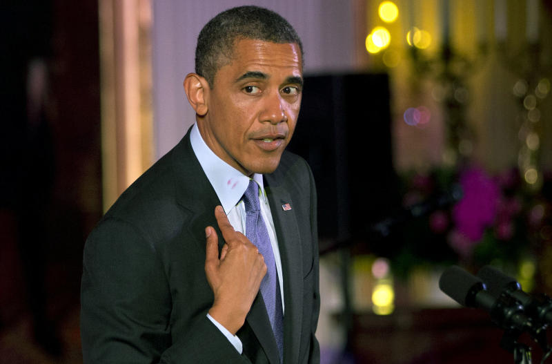 Obama lauds contributions of Asian-Americans
