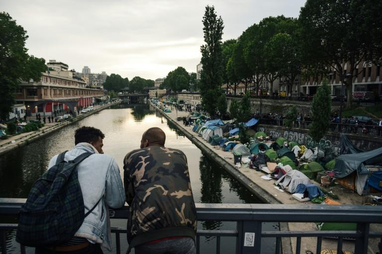 Many migrants in France find themselves in limbo due to the EU's 'Dublin' rules