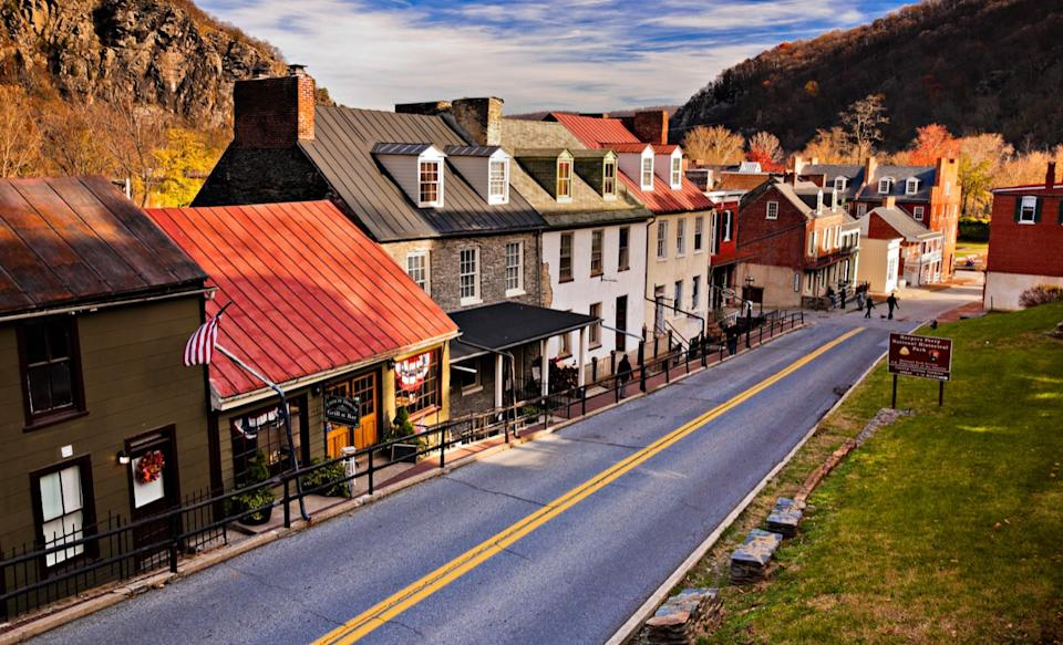 high street harpers ferry west virginia