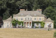 """<p><a href=""""https://www.countryliving.com/uk/homes-interiors/property/a25832937/princess-anne-gatcombe-house/"""" rel=""""nofollow noopener"""" target=""""_blank"""" data-ylk=""""slk:Gatcombe Park"""" class=""""link rapid-noclick-resp"""">Gatcombe Park</a> is the Gloucester residence of Princess Anne, the Queen's only daughter, and her husband, Sir Timothy Laurence. The country house and farm were purchased by Queen Elizabeth in 1976 for Anne. Her daughter, Zara Tindall, moved her family to the estate in 2013.</p>"""
