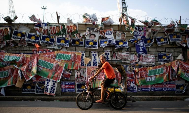 With nine Duterte backers and three nominally unaligned politicians taking the 12 seats at stake in the 24-member Senate, only four oppositions members will remain