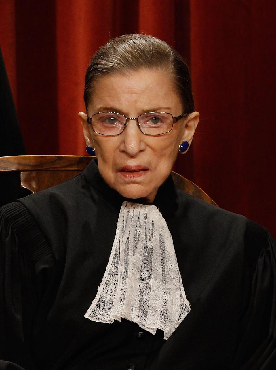 "<p>Ginsburg had to work the day after Martin's death—it was toward the end of the Court's session that year and Ginsburg had an opinion for a <a href=""https://jezebel.com/marty-was-always-my-best-friend-ruth-bader-ginsburgs-l-1738733789"" rel=""nofollow noopener"" target=""_blank"" data-ylk=""slk:landmark case"" class=""link rapid-noclick-resp"">landmark case</a> in which she made the argument that Christian groups at public universities <a href=""https://www.nytimes.com/2010/06/29/us/29court.html"" rel=""nofollow noopener"" target=""_blank"" data-ylk=""slk:couldn't prevent"" class=""link rapid-noclick-resp"">couldn't prevent</a> gay students from attending their meetings, and she decided she couldn't miss the session.</p><p>Their daughter, Jane, said, ""My father would certainly not have wanted her to miss the last days on the bench on account of his death.""</p>"