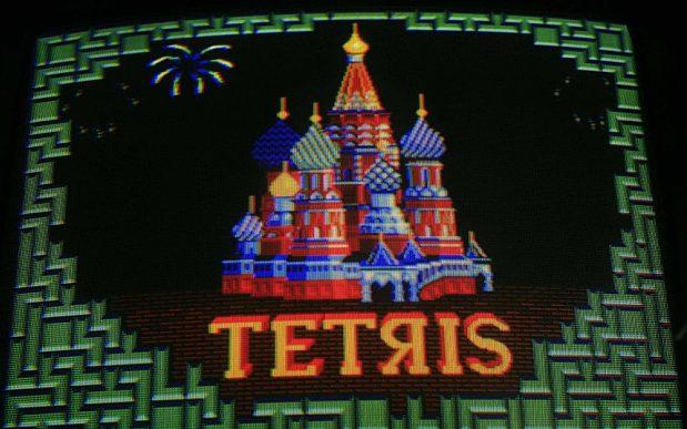 Tetris was first launched in 1984 - Credit:  Mark Lennihan