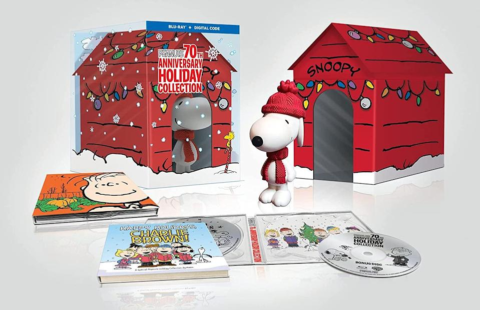 Peanuts 70th Anniversary Holiday Collection Limited Edition (Blu-ray+Digital)