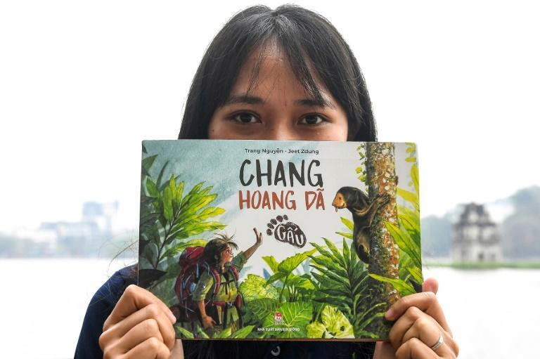 Trang has written a book to inspire young girls to become conservationists