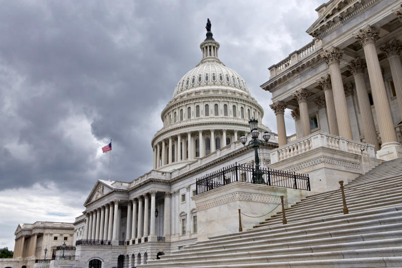 Repairs, scaffolding ahead for US Capitol dome