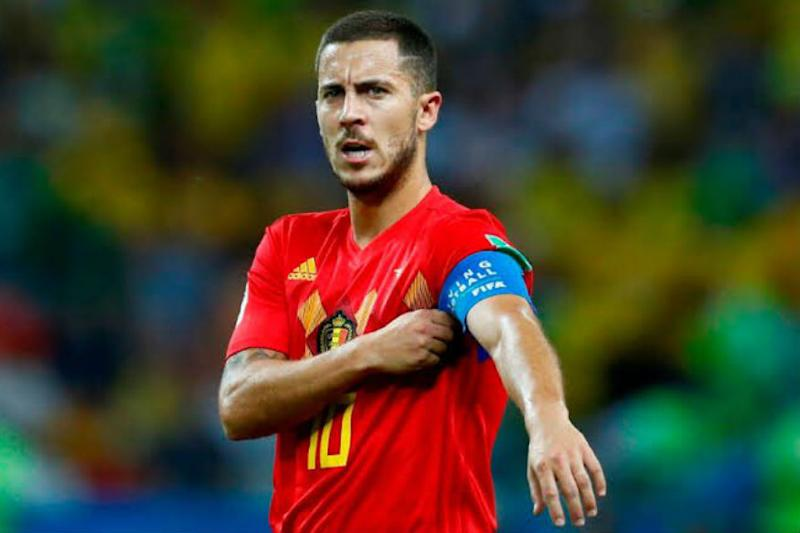 Hazard Marks Century With Goal as Belgium Breeze Past Cyprus