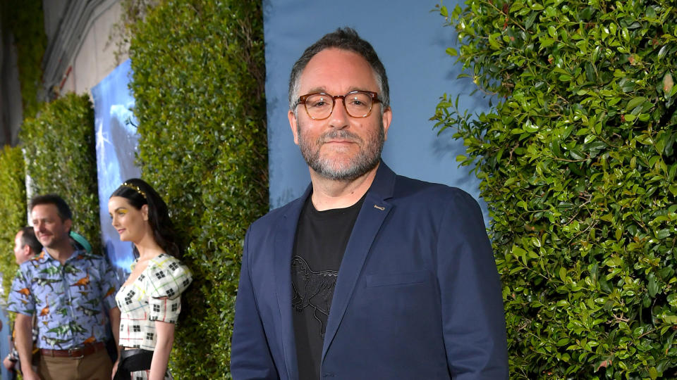Colin Trevorrow attends the opening of 'Jurassic World -The Ride' at Universal Studios Hollywood on July 22, 2019. (Photo by Emma McIntyre/Getty Images for Universal Studios Hollywood)
