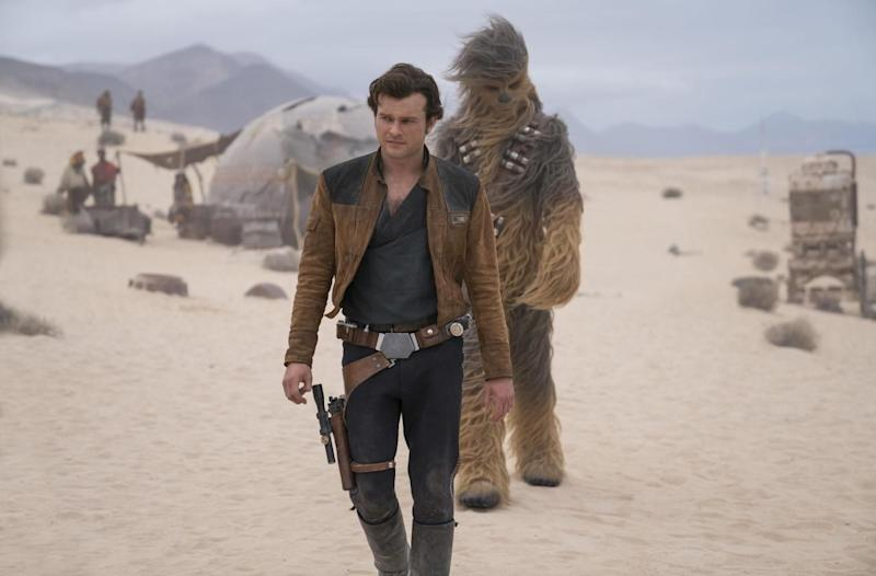 [Solo A Star Wars Story] Box Office décevant