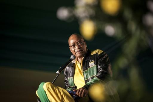 South Africa 'coup plotter' granted bail