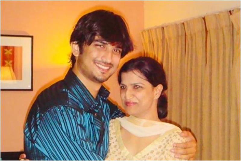 Sushant Singh Rajput's Sister Meetu Says She 'Still Can't Say Goodbye' to Him, Shares Throwback Pic
