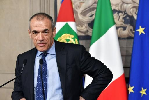 Carlo Cottarelli has a caretaker team ready to step in should fresh negotiations fail between the Five Star Movement and the League