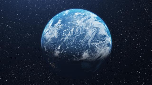 A shot of Earth from space (Picture: Getty)