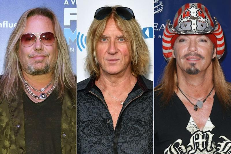 Motley Crue announces reunion, blows up 'cessation of touring agreement' in video