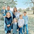 """<p>In spring of 2019, <a href=""""https://people.com/tv/anna-duggar-pregnant-expecting-sixth-child-with-husband-josh-duggar/"""" rel=""""nofollow noopener"""" target=""""_blank"""" data-ylk=""""slk:the family announced"""" class=""""link rapid-noclick-resp"""">the family announced</a> baby No. 6, a girl, <a href=""""https://people.com/tv/anna-duggar-josh-duggar-expecting-baby-girl/"""" rel=""""nofollow noopener"""" target=""""_blank"""" data-ylk=""""slk:was on the way"""" class=""""link rapid-noclick-resp"""">was on the way</a>.</p> <p>""""This is the 6th gender reveal for our little family and it always so exciting!"""" she began. """"Each child God has given us is unique and special — we all look forward to the arrival of our daughter / sister this fall!""""</p>"""