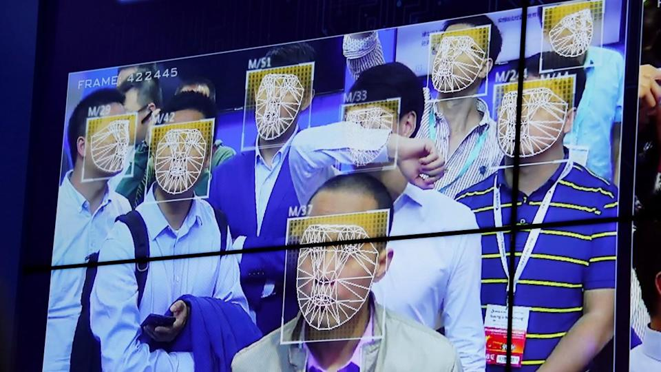 Malaysian police wear Chinese start-up's AI camera to identify suspected criminals