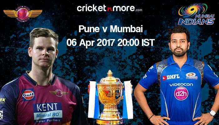 Pune opt to field against Mumbai