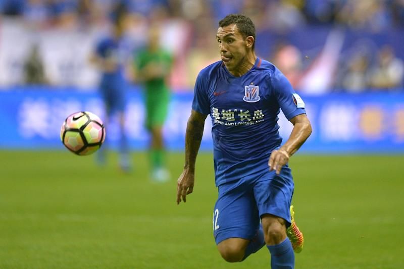 Image result for tevez china