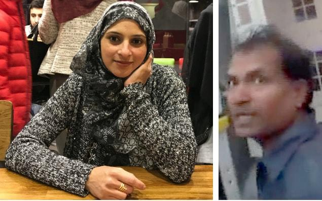 Ramanodge Unmathallegadoo (right) killed mother-of-five Devi Muhammad - PA
