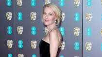 """<p><span>Gillian Anderson could go home from the Emmys with the award for outstanding supporting actress for her role as Margaret Thatcher in """"The Crown."""" For the seasoned veteran of both the small and big screens, it would be nothing new. </span></p> <p><span>Anderson's role as Dana Scully in """"The X-Files"""" made her a perennial contender for the Emmy for lead actress throughout the 1990s — she brought one home in 1997. Gillian Anderson has a net worth of $40 million.</span></p> <p><em><strong>Look: </strong></em><em><strong><a href=""""https://www.gobankingrates.com/net-worth/celebrities/tv-shows-highest-paid-casts-actors/?utm_campaign=1110520&utm_source=yahoo.com&utm_content=12&utm_medium=rss"""" rel=""""nofollow noopener"""" target=""""_blank"""" data-ylk=""""slk:33 Popular TV Shows With the Highest-Paid Casts"""" class=""""link rapid-noclick-resp"""">33 Popular TV Shows With the Highest-Paid Casts</a></strong></em></p> <p><small>Image Credits: Matt Baron/Shutterstock</small></p>"""