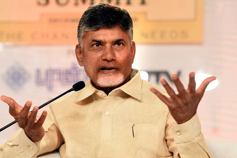 After Chandrababu Naidu's Residence, Notice Sent to 'Illegal' TDP Office in Vizag Ahead of Demolition