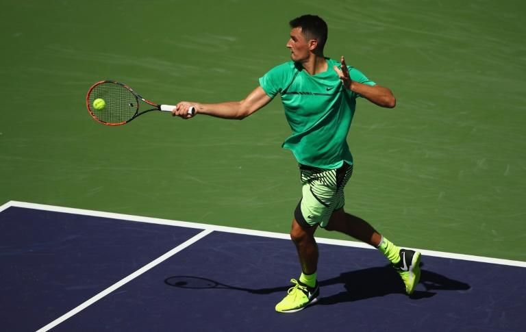 Bernard Tomic of Australia has tumbled down 44th in world rankings after being ranked 17th in the world as recently as November
