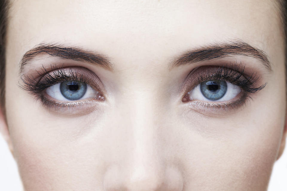People with blue eyes all have one thing in common. <i>(Getty Images)</i>