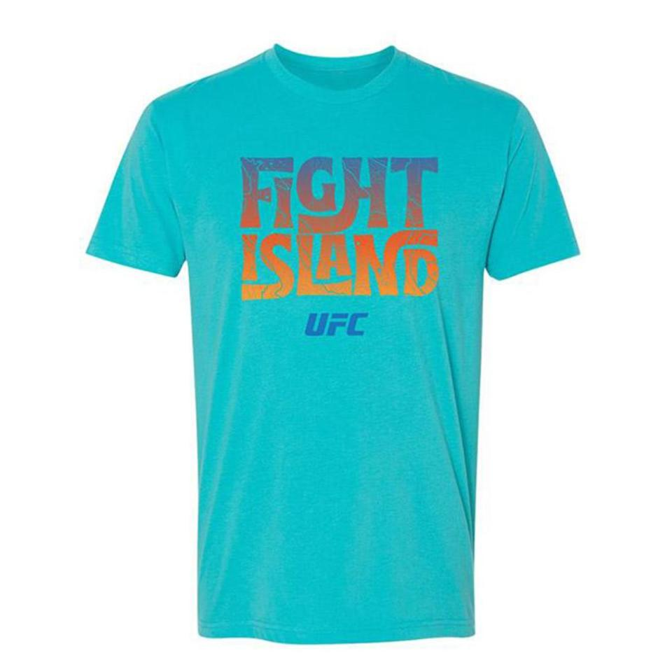 UFC Fight Island '70s Lettering T-Shirt