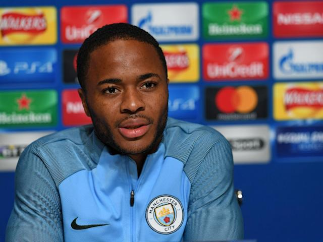 Manchester City's Raheem Sterling never considered Arsenal transfer this summer