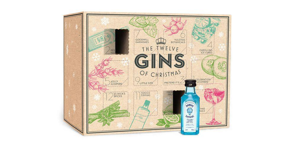 <p>B&M are jumping on the boozy advent calendars this year with their 'The 12 Gins Of Christmas', which hides a 50cl bottle of gin behind 12 doors. At £29.99 for the calendar, that's £2.50 a bottle!</p><p><strong><em>£29.99, Available in-store later this year</em></strong></p>