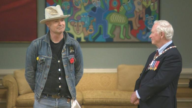 Gord Downie appointed to Order of Canada