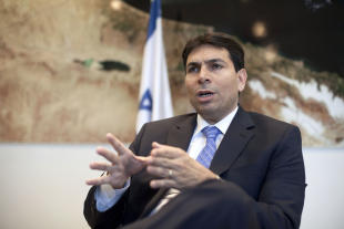 """""""Israelis have the willingness and the fortitude necessary to endure the hardships of a long-lasting operation aimed at eradicating Hamas,"""" said Deputy Defense Minister Danny Danon in a statement."""
