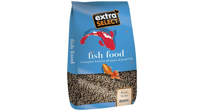 Extra Select Pond Sticks Complete Fish Food