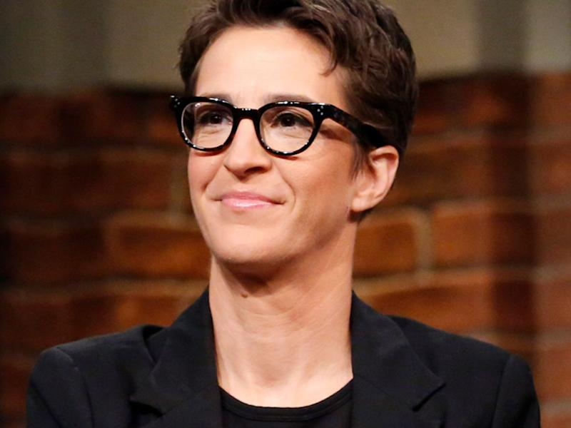 Rachel Maddow Maria Shriver Sign Letter Of Support For Tom Brokaw