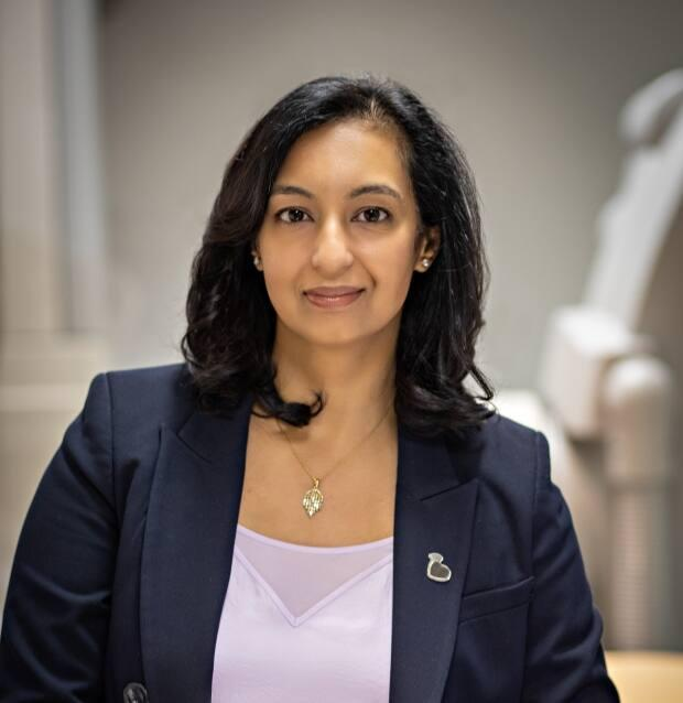 Dr. Ratika Parkash is a cardiologist and director of research for the cardiology division of Nova Scotia Health. She is also director of heart rhythm with the health authority and a professor in the Department of Medicine at Dalhousie University.