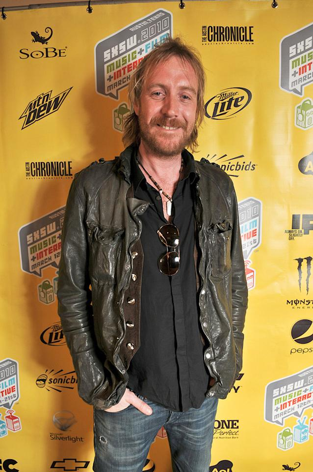 """<a href=""""http://movies.yahoo.com/movie/contributor/1800018838"""">Rhys Ifans</a> attends the movie premiere of """"Mr. Nice"""" during the 2010 SXSW Festival on March 14, 2010 in Austin, Texas."""