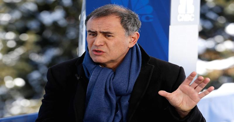'Dr Doom' Roubini says bitcoin 'nuts' will hold the cryptocurrency until it crashes to zero