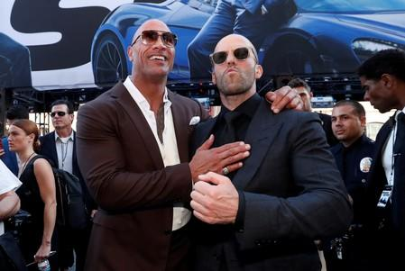 Box Office: 'Hobbs & Shaw' finishes in first place with $60 million
