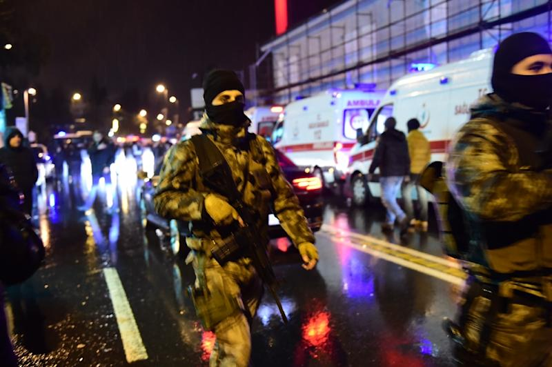 Istanbul nightclub attack: President Erdogan says Turkey will 'fight to the end against terror'