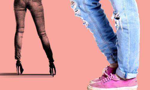 'The thought of skinny jeans makes me ill!' Five ways 2020 has changed fashion