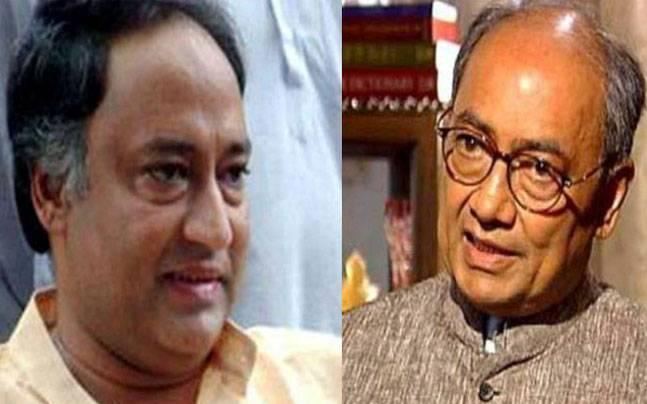 Digvijaya's MP brother slams Congress high command: Delhi darbar culture won't work