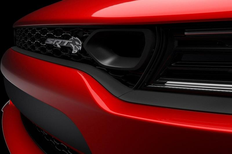 Dodge Transforms Crimson Hellcat Redeye Into Jolly Sleigh For Christmas