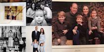 """<p>As one of the most famous families in the world, it makes sense that <a href=""""https://www.cosmopolitan.com/uk/the-royal-family/"""" rel=""""nofollow noopener"""" target=""""_blank"""" data-ylk=""""slk:the royal family"""" class=""""link rapid-noclick-resp"""">the royal family</a> issues an <a href=""""https://www.cosmopolitan.com/uk/reports/a25582144/prince-william-kate-middleton-family-christmas-card-portrait-photo/"""" rel=""""nofollow noopener"""" target=""""_blank"""" data-ylk=""""slk:official Christmas card"""" class=""""link rapid-noclick-resp"""">official Christmas card</a> each year. The tradition of releasing a portrait over the festive season to send out to well-wishers and fans is one that dates back decades, so we take a look back at some of the <a href=""""https://www.cosmopolitan.com/uk/entertainment/a25582167/harry-meghan-markle-christmas-card-wedding-photo-unseen/"""" rel=""""nofollow noopener"""" target=""""_blank"""" data-ylk=""""slk:royal Christmas cards"""" class=""""link rapid-noclick-resp"""">royal Christmas cards</a> of years gone by (including a lot of flashbacks to Prince William and Prince Harry as young kids). </p>"""