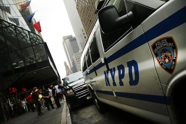 NYPD Officer Under Fire For #BlackLivesMatter Tweet