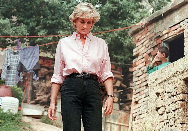 Diana captured the hearts of the public and became known as the 'People's Princess'