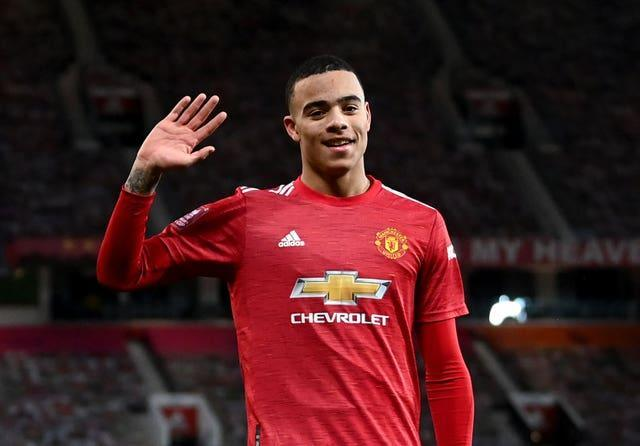 Mason Greenwood has signed a new deal with Manchester United