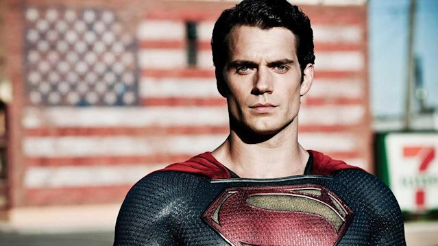 Henry Cavill as Superman (Credit: Warner Bros)