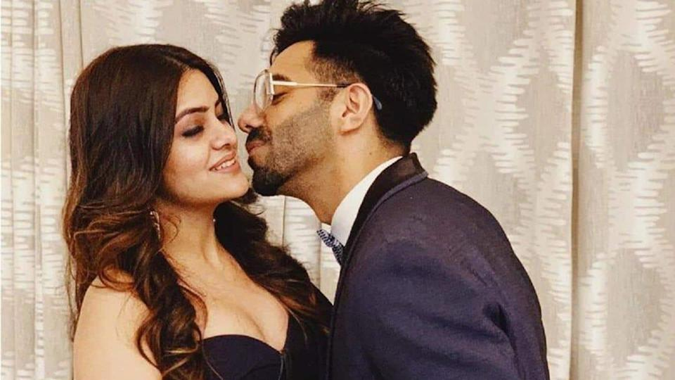 Aparshakti Khurana and wife Aakriti Ahuja expecting their first child