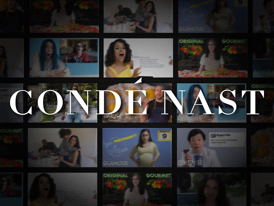 conde nast video racist