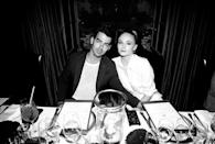 """<p>Sophie Turner personally acknowledged that she had become a new mum for the first time in a birthday tribute to her husband Joe Jonas, sharing a black and white picture of the couple at dinner to mark Jonas turning 31.</p><p><a href=""""https://www.instagram.com/p/CD6-SFchxJ8/"""" rel=""""nofollow noopener"""" target=""""_blank"""" data-ylk=""""slk:See the original post on Instagram"""" class=""""link rapid-noclick-resp"""">See the original post on Instagram</a></p>"""